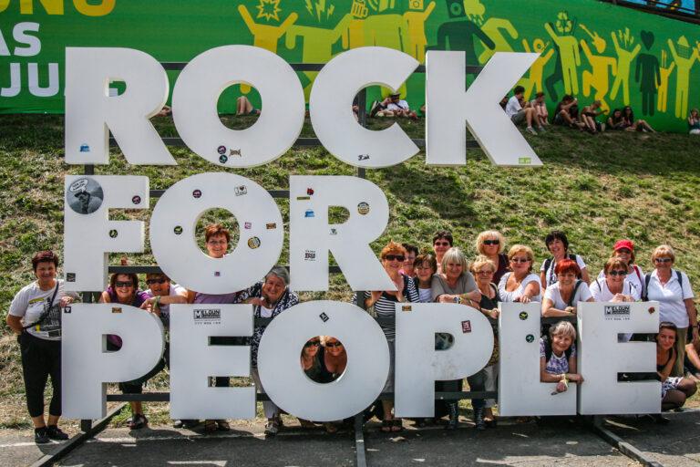Sbor Elpida koncert vystoupení rock for people